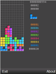 Tetris Blitz Mania screenshot 2/3