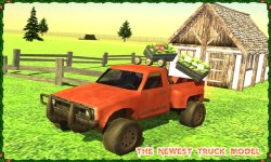 Farming Transporter Truck 3D screenshot 1/3