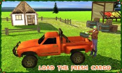 Farming Transporter Truck 3D screenshot 2/3