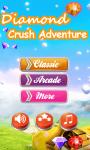 Diamond Crush Adventure screenshot 1/6
