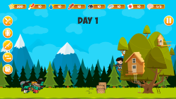 Zombie Forest screenshot 1/6