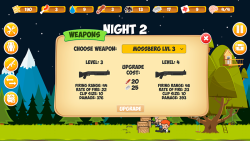 Zombie Forest screenshot 5/6