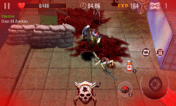 Zombie hunter Dead Game Free screenshot 3/4