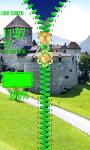Castle Zipper Lock Screen Free screenshot 5/6