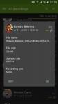 Call Recorder active screenshot 5/6