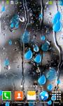 Raindrops Live Wallpapers screenshot 4/6