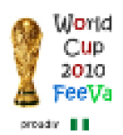World Cup 2010 FeeVa screenshot 1/1