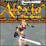 Alexia The Great screenshot 1/4