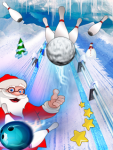 Santa Snow Bowling screenshot 2/3