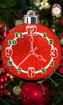 Christmas Clock with Alarm LWP screenshot 3/3