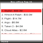 Box Office Lite screenshot 2/4