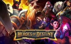 HeroesofDestiny  screenshot 1/5