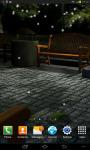 Night Bench Live Wallpaper screenshot 1/4
