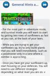 Plants  vs  Zombies  Cheat screenshot 2/2