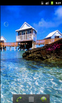 Bermuda Resort Live Wallpaper screenshot 1/5
