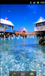 Bermuda Resort Live Wallpaper screenshot 2/5