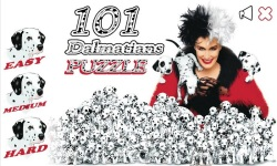 101 Dalmatians Puzzle screenshot 1/5