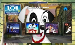 101 Dalmatians Puzzle screenshot 2/5