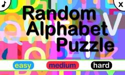 Random Alphabet Puzzle screenshot 1/5