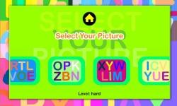 Random Alphabet Puzzle screenshot 4/5