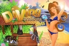 Diving Vacations Slots screenshot 1/5