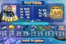 Diving Vacations Slots screenshot 4/5