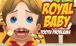 Royal Baby Tooth Problems screenshot 1/3