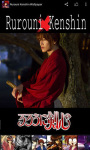 Rurouni Kenshin Battousai Wallpaper screenshot 3/6