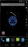 Blue 4 Today Live Wallpaper screenshot 2/2