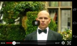 Pitbull Video Clip screenshot 6/6