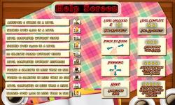Free Hidden Object Games - Street Cafe screenshot 4/4