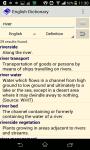 Modern English Dictionary screenshot 2/3