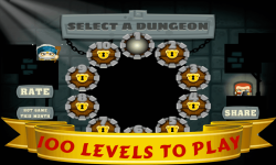 Gold Miner Deluxe HD - Fun Game with 100 Levels screenshot 2/6