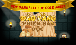 Gold Miner Deluxe HD - Fun Game with 100 Levels screenshot 3/6
