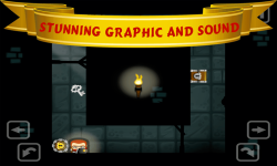 Gold Miner Deluxe HD - Fun Game with 100 Levels screenshot 4/6