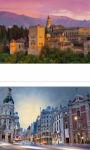 Madrid Spain wallpaper HD screenshot 2/3