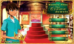 Free Hidden Object Games - The Crown Jewels screenshot 1/4