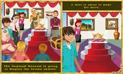 Free Hidden Object Games - The Crown Jewels screenshot 2/4