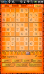 Sudoku PuzzleGame screenshot 3/6