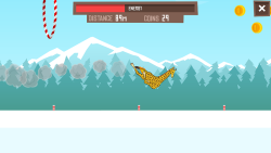 Giraffe Winter Sports Simulator screenshot 1/5