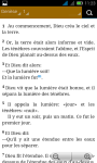 French Bible -Sainte Bible screenshot 2/3