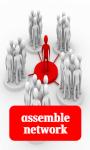 assemble network screenshot 1/5