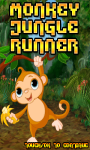 Monkey Jungle Run screenshot 2/3