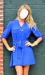 Girl Short Dress Photo Montage screenshot 5/6