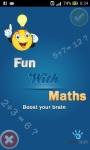 Math Funs screenshot 1/6
