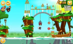 Angry Birds Review Seasons screenshot 1/4
