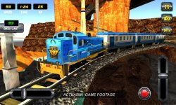 Train Simulator Uphill Drive screenshot 5/6