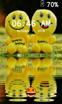 Happy Yellow Smileys Locker screenshot 1/4