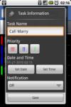 To-Do Tasks Lite  screenshot 2/2
