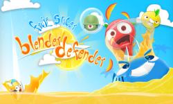 Blender Defender - Fruit Slicer screenshot 1/6